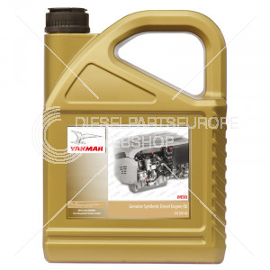 LUB OIL 0W40 5L