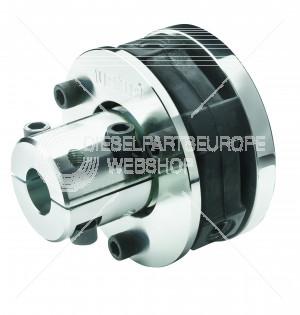 Type Bullflex 4, voor asdiameter 25 mm