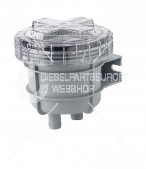 Koelwaterfilter type 330, slangaansluitingen 25,4 mm