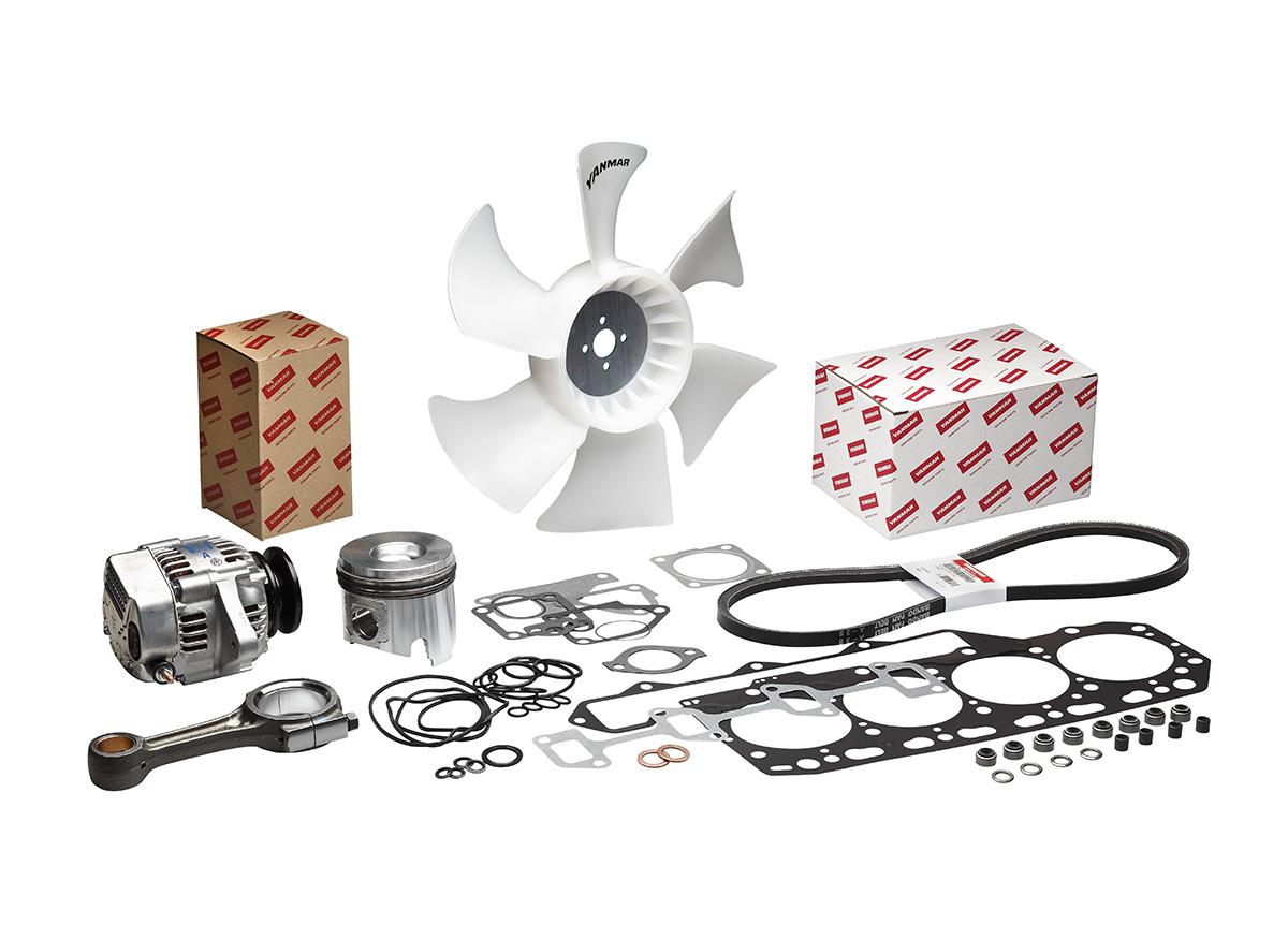 industrie parts